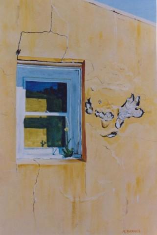 Visions of Rottnest - Acrylic 35 x 22 cms